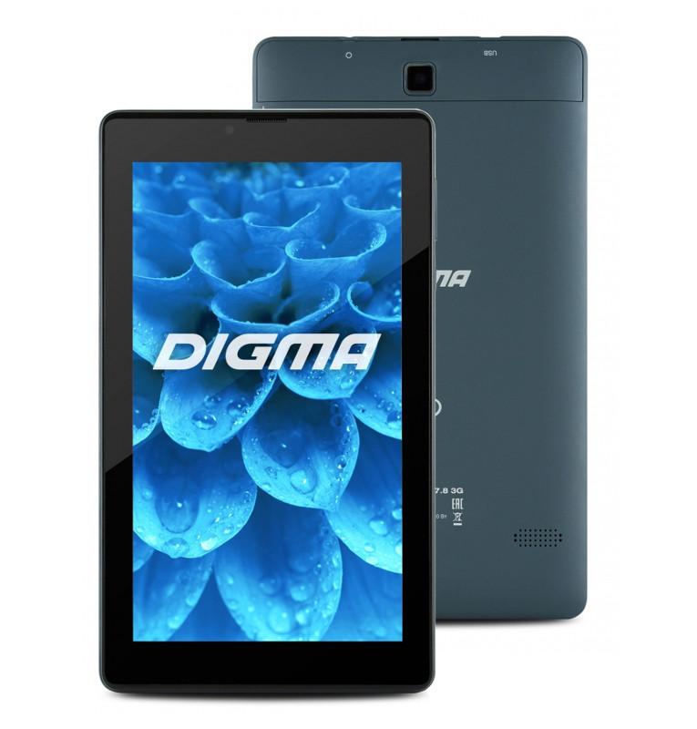 "Планшетный компьютер ""DIGMA Plane 7.8 3G"""