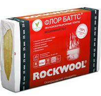 Теплоизоляционные плиты Rockwool Флор Баттс