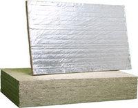 Изоляция каминов, печей Rockwool FIRE BATTS с алюминиевой фольгой