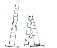 Двухсекционные лестницы