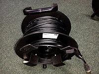 DaStore Products AIXD-100-P, готовый звуковой микрофонный кабель на катушке с разъёмами XLR 3 Pin (мама-папа), длина 100 м., фото 1