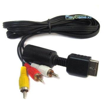 AV кабель для PS1, PS2 и PS3