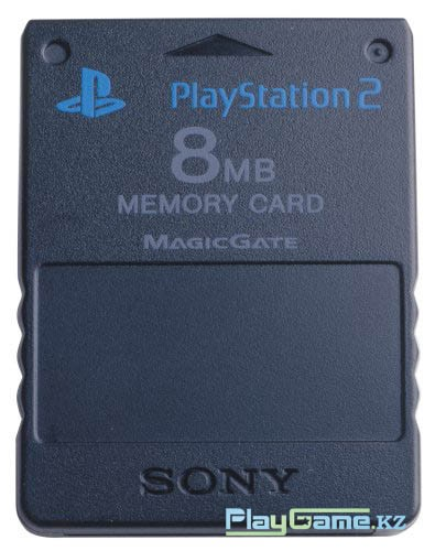 Memory Card 8MB PS2