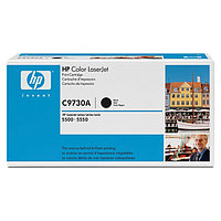 Картридж HP C9730A-33А Toner Cartridge for Color LaserJet 5500/5550