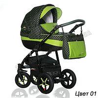 Детская коляска Verdi Pepe Eco 3 в 1 Верди Пепе Эко, фото 1