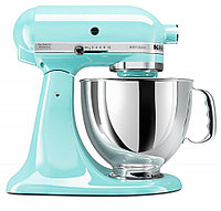 KitchenAid 5KSM150PSEIC месильная машина - миксер планетарный, дежа 4.83л., 3 насадки, голубой