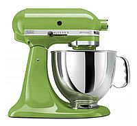 KitchenAid 5KSM150PSEGA тестомесильный аппарат - миксер планетарный, дежа 4.83л, зеленое яблоко