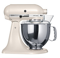 KitchenAid 5KSM150PSELT тестомес - миксер планетарный, дежа 4.83л., 3 насадки, латте