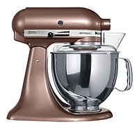 KitchenAid 5KSM150PSEAP тестомес - миксер планетарный, дежа 4.83л., 3 насадки, яблочный сидр
