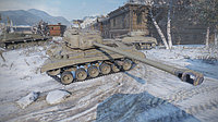Открытый бета-тест World of Tanks для PS4 с 4 по 6 декабря .