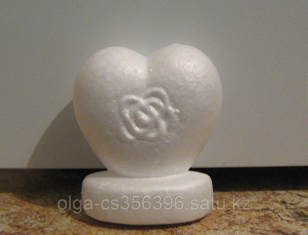 Сердце из пенопласта . Creativ  265 - 1