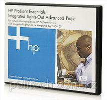 License of the software HP/iLO Advanced including 3yr 24x7 Tech Support and Updates Electronic License