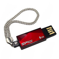 USB флешки Silicon Power Silicon Power UFD 2.0,Touch 810, 8GB, Red