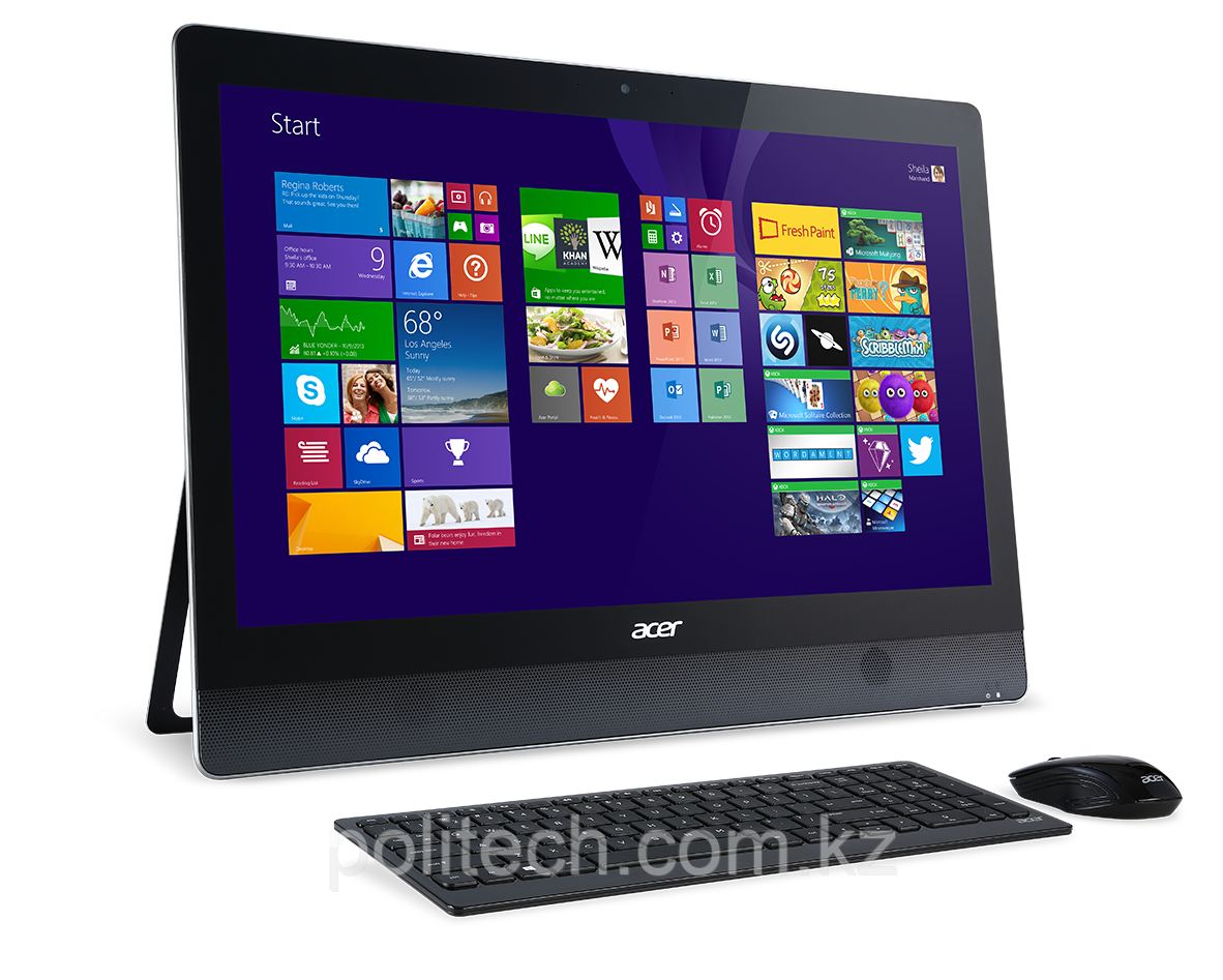 Моноблок Acer Aspire U5-620 /Intel  Core i5  4210M  2,6 GHz/8 Gb