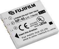Аккумулятор для фотоаппарата Fujifilm NP-40
