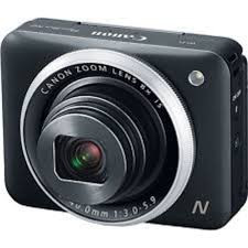 Цифровая камера Canon PowerShot N BLACK - Ruba Technology в Алматы