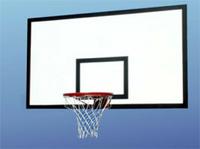 Щит баскетбольный тренировочный 120x80см