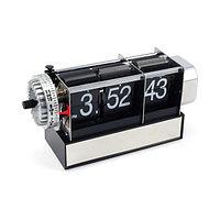 Перекидные настольные часы Flip Clock с будильником, фото 1