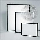 Лайтбокс из алюминиевого профиля 16 см. световой короб односторонний lightbox, фото 2