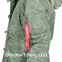 "Куртка лётная ""Аляска N3B VF 59"" Alpha Industries"