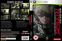 Metal Gear Solid Rising