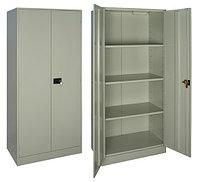 Шкаф архивный металлический ШАМ - 11-600 (1860х600х500мм)