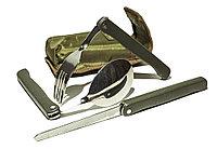 """Складные приборы """"Набор туриста 3"""" (нож, вилка,ложка)"""