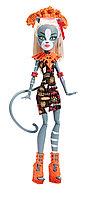Куклы монстер хай Мяулоди, Monster High Ghouls' Getaway Meowledy