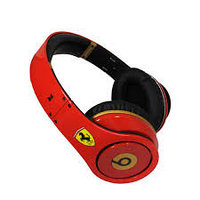 "Наушники Monster Beats by Dr. Dre Studio "" Ferrari "" Красные"