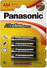 Panasonic Alkaline Power LR03APB/4BP тип AAA