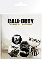 "Набор значков ""Call of Duty: Advanced Warfare"" (Call of Duty: Advanced Warfare – Badge Pack)"