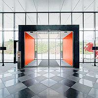 Автоматические рздвижные двери, фото 1