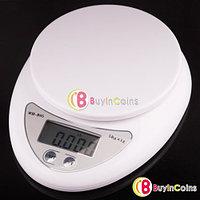 Цифровые кухонные весы 1гр./5000гр., фото 1
