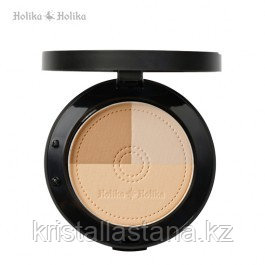 Holika Holika Small Face CD Pact № 2 SPF35/PA++ пудра скульптор лица