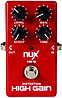 Педаль эффектов NUX HG-6 High Gain