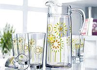 Luminarc Набор для напитков Delta Cotton Flower 7 пр, фото 1