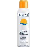 Солнцезащитный спрей с SPF 25 Declare Sun Sensitive Anti-Wrinkle Sun Spray SPF 25, 200 мл.
