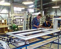 Изготовление алюминиевых окон