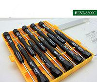Набор инструментов для разбора ноутбука и телефонов Best 8800