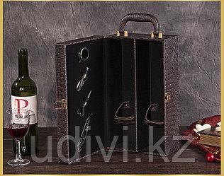Кейс-набор для вина .