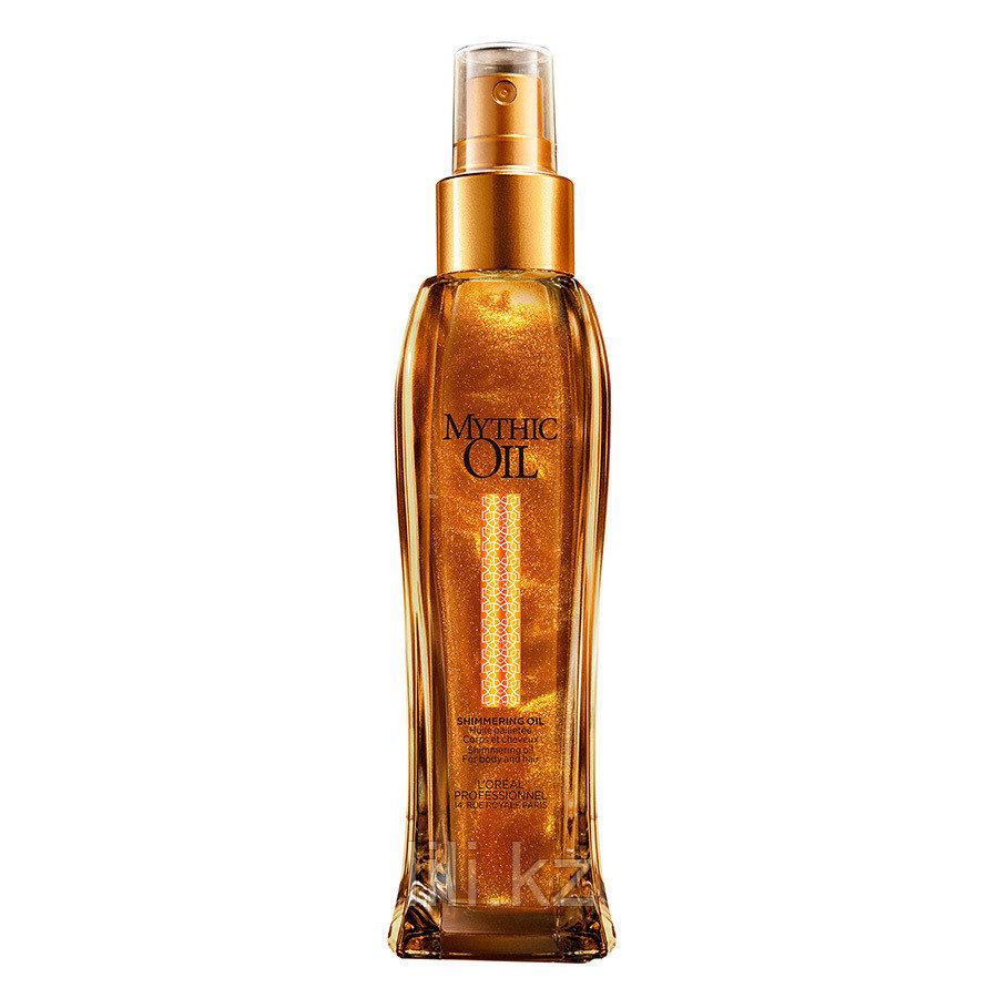 Мерцающее масло для волос и тела L`Oreal Professionnel Mythic Oil, 100 мл.