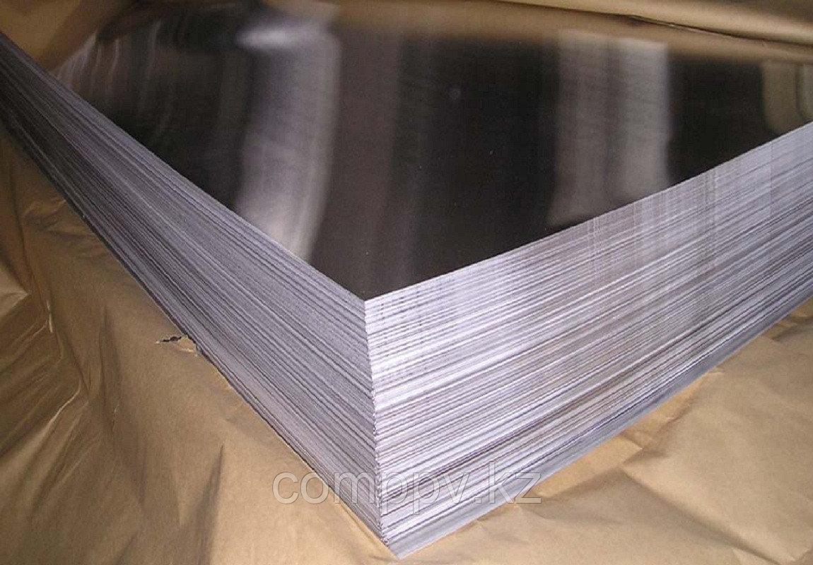 Сталь листовая 25 мм., ст. 09Г2С