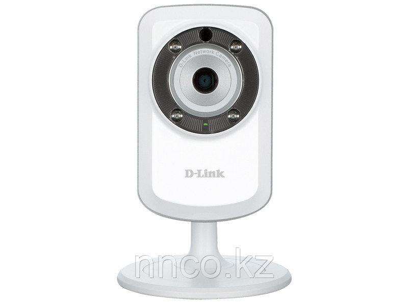 D-Link DCS-933L/A1A Беспроводная 802.11n сетевая камера с возможностью ночной съемки