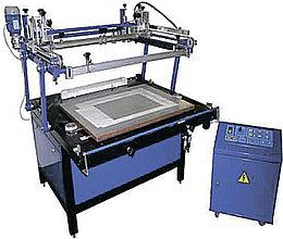 Шелкотрафаретный полуавтомат A2, бу 2003 год