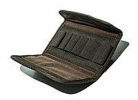 Патронташ оружейный поясной, коричневый, 18 см