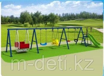 Детский игровой комплекс Тро-Тро HD108 HUADONG
