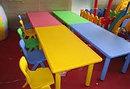 Стол пластиковый прямоугольный детский Лютик HD302 HUADONG, фото 2