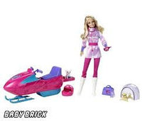 Кукла Барби Арктическое спасение Barbie Arctic Rescue