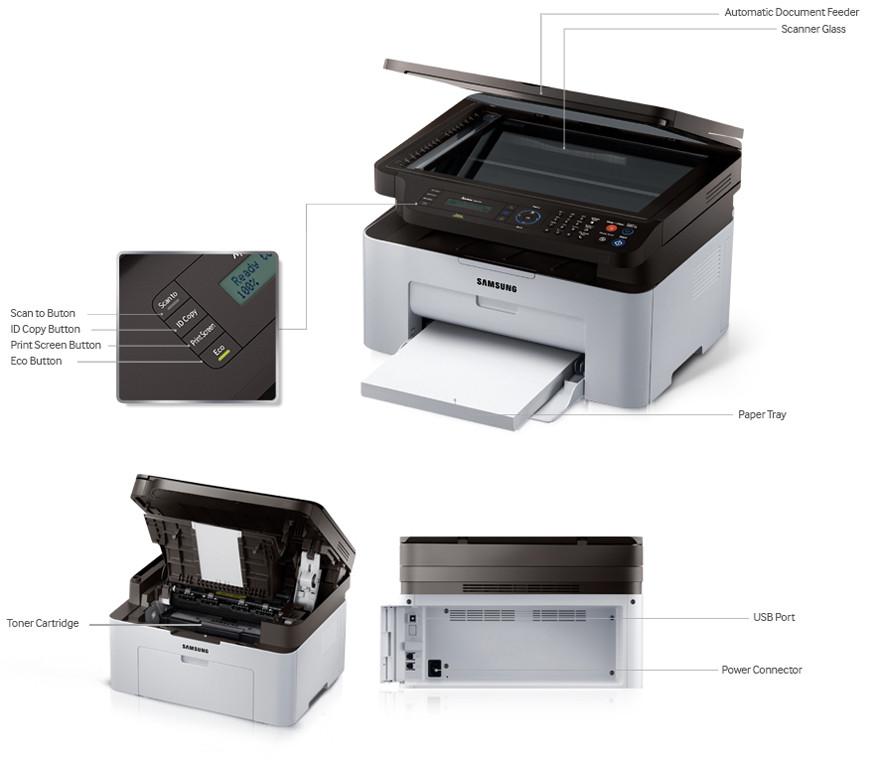 Прошивка принтера samsung m2070