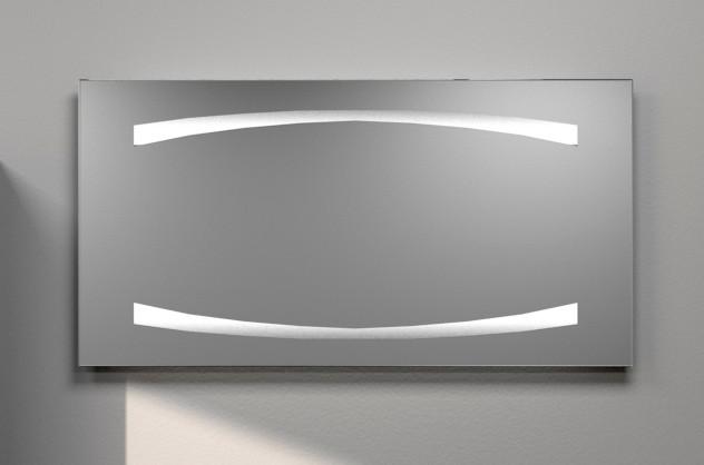 """Анкона""панель с зеркалом и подсветкой An.02.10, ТМ «AQWELLA»"